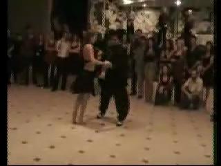 Танго-нуэво. Sebastian Arce y Mariana Montes - Leon Gieco Orozco Alas de Tango