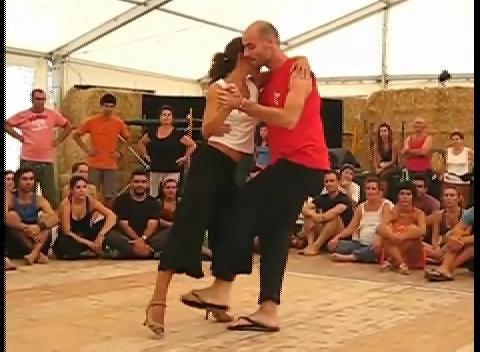 Пляжное танго