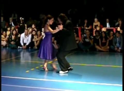 Chicho y Juana - tango (Bajofondo) - Mantova TF 2008