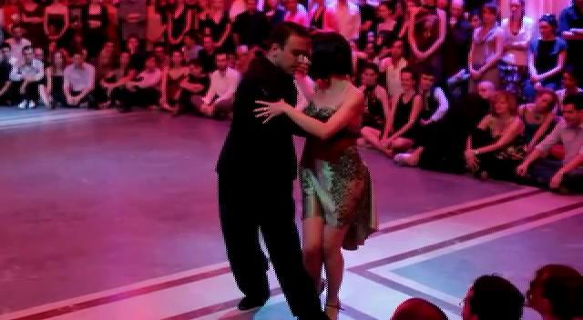 Utku Kuley y Elif Omuris Belgrade Tango Encuentro 2011